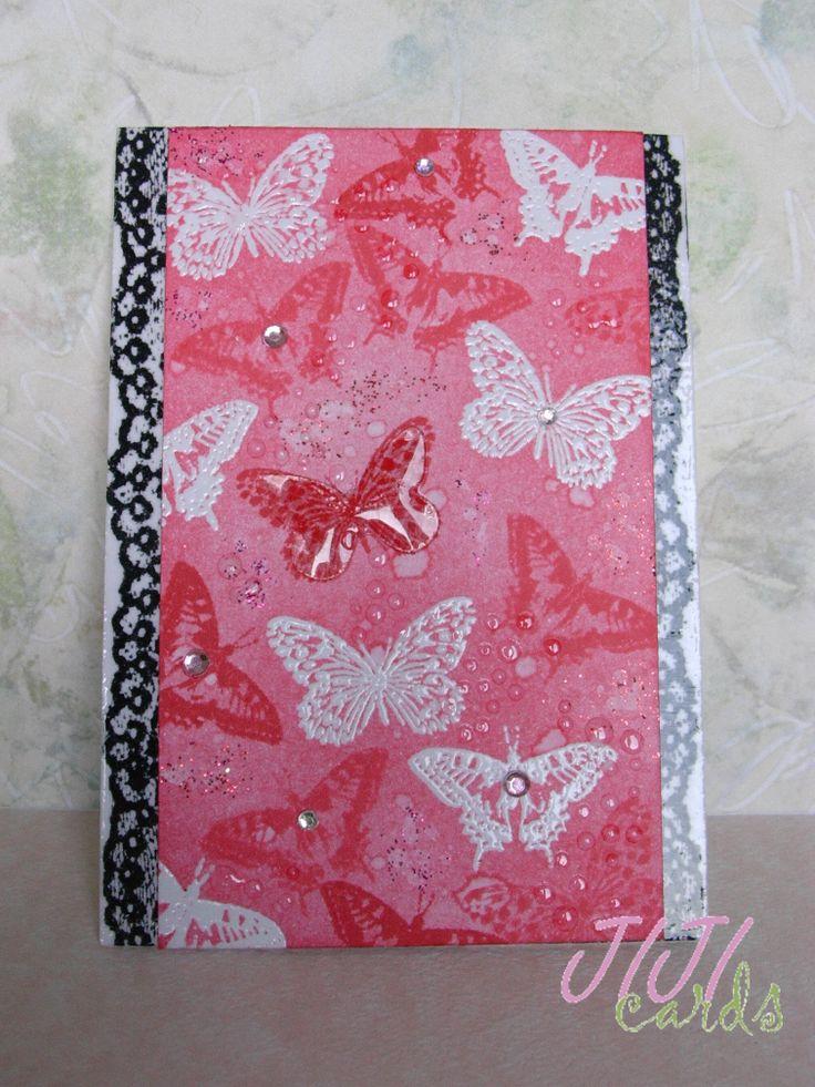 JIJI Cards - Butterfly ATC