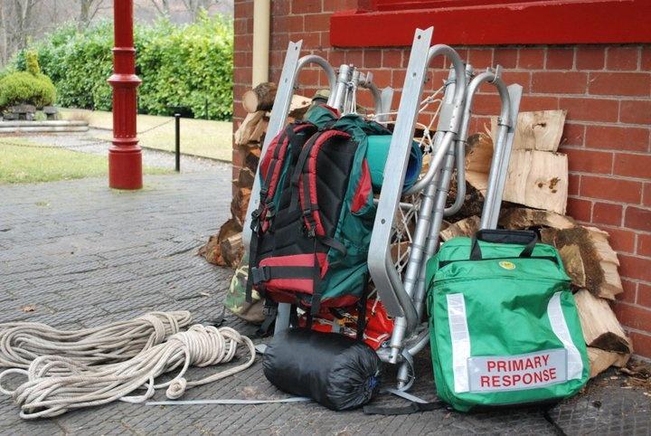 Macinnes Mountain Rescue Stretcher