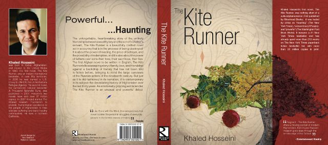 Book Cover Black Jackets : Book jacket covers the kite runner