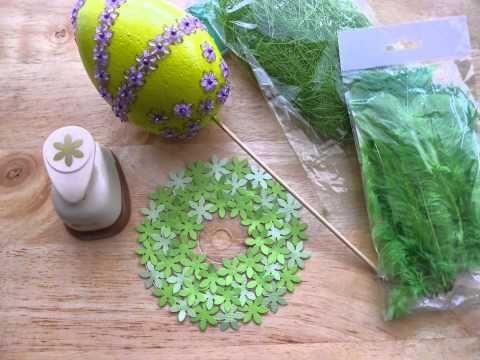 Tutorial quilling egg  http://izabelacraftwork.blogspot.ro/