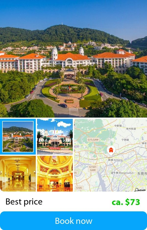 Phoenix City Hotel Guangzhou (Canton (Guangzhou), China) – Book this hotel at the cheapest price on sefibo.