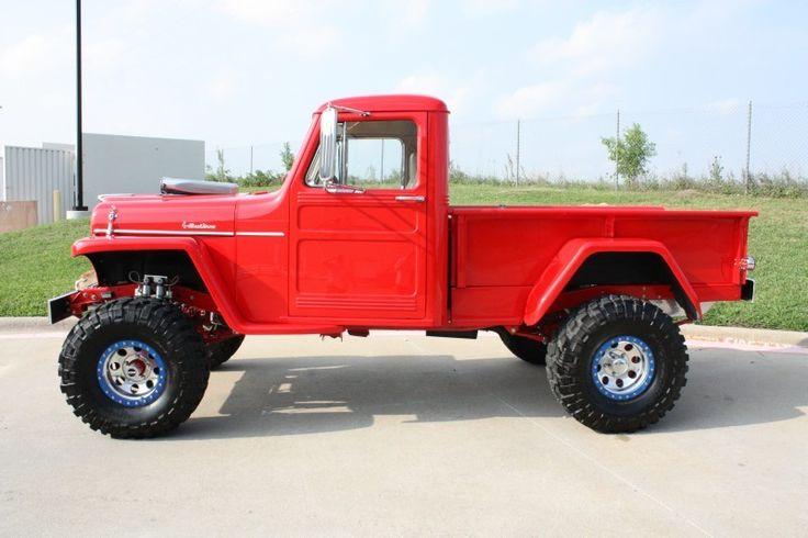 1955 willys monster 4x4 truck 402 600hp trucks pinterest monsters trucks and 4x4. Black Bedroom Furniture Sets. Home Design Ideas