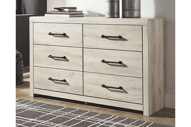 Cambeck Dresser Ashley Furniture Homestore In 2020 Dresser White Wash Furniture