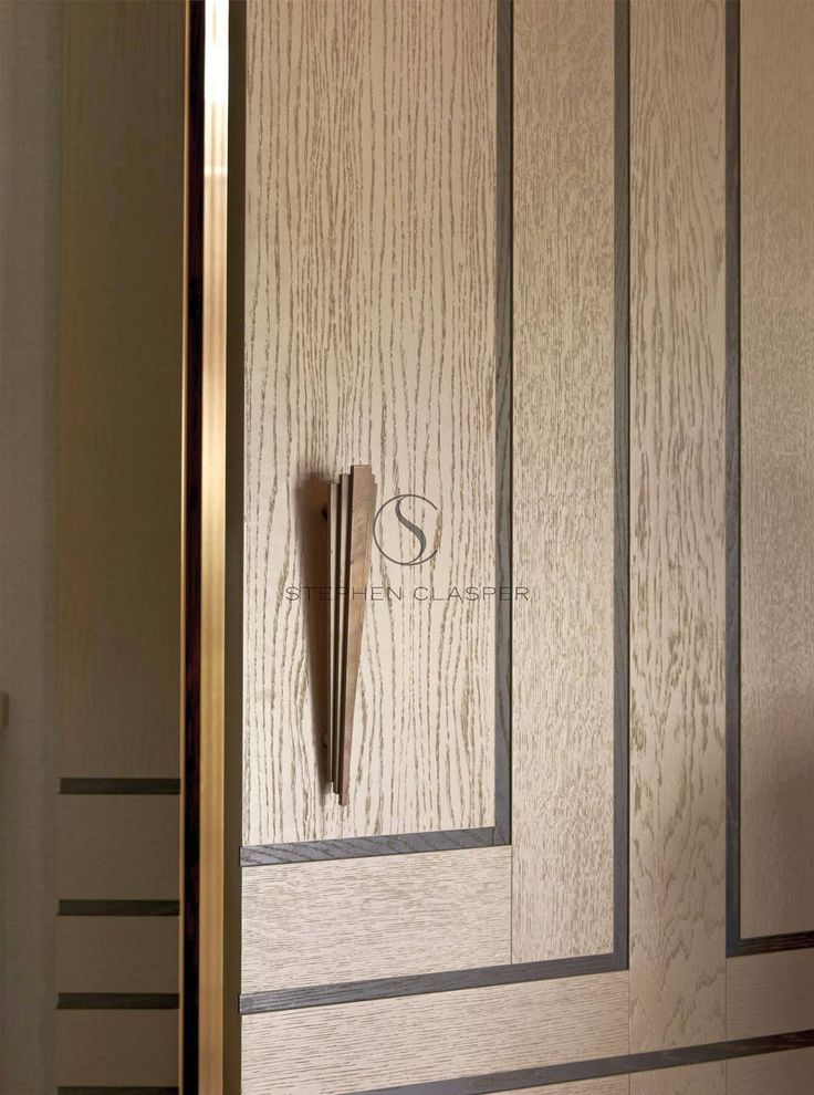 Millwork interior design chobham stephen clasper for Pisos elegantes