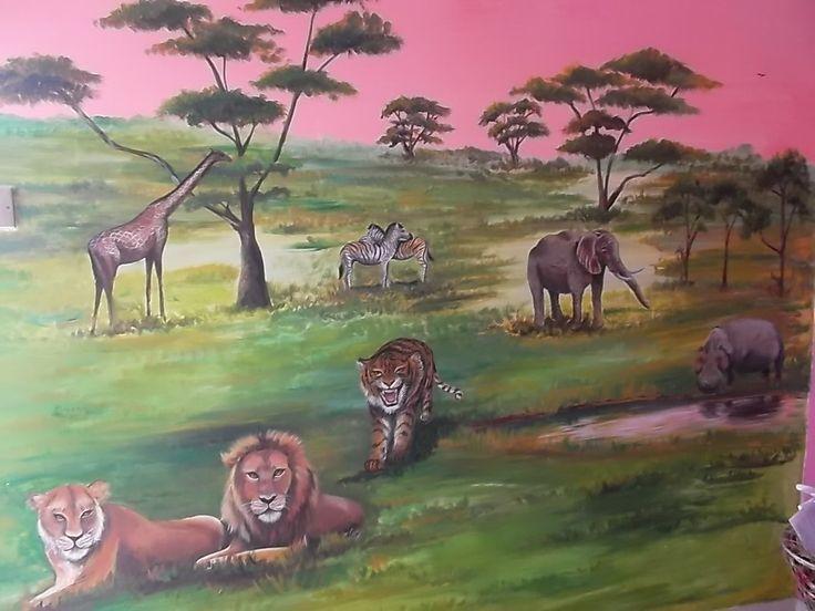 murales stanzetta autore Natalia Albanese