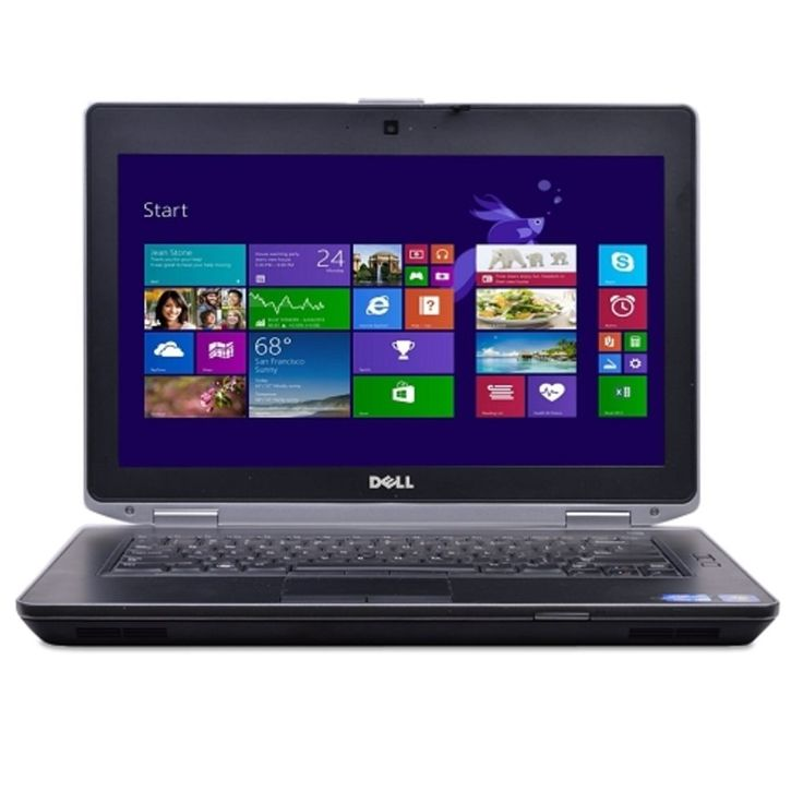 Notebook Ultrabook i5 Laptop Convertible Thinkpad Dual Core Computer Chromebook #Dell