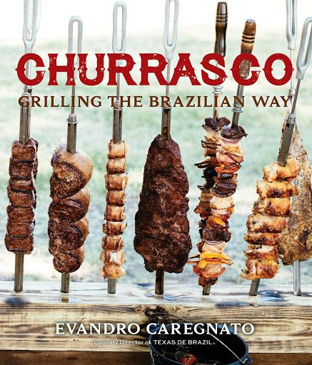 Born in Southern Brazil and now a resident of Texas, Evandro Caregnato shares Brazil's unique cooking style with others through his line of Texas de Brazil restaurants and his recently released cookbook, Churrasco: Grilling the Brazilian Way (Gibbs Smith, 2016).