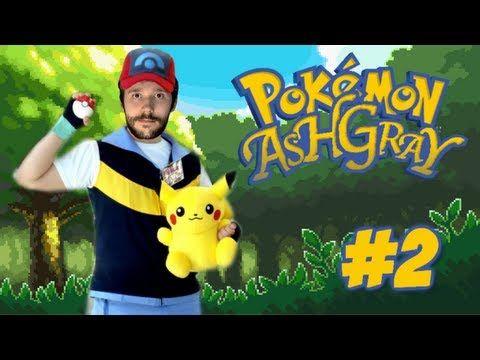 ▶ Pokemon Ash Gray | Walkthrough Part 2 - YouTube