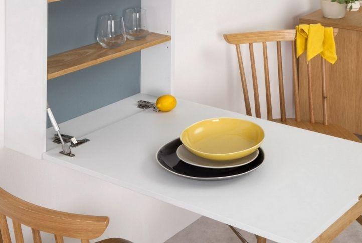 Best 25 wall mounted dining table ideas on pinterest wall mounted table kitchen wall mounted - Tavolo ripiegabile ikea ...