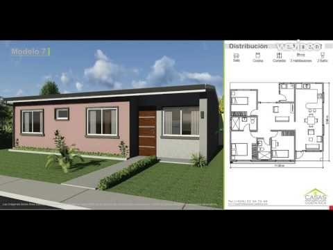 M s de 1000 ideas sobre modelos de casas prefabricadas en - Casas prefabricadas sostenibles ...