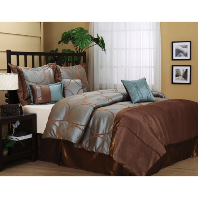 Teal And Chocolate Bedroom. Simple Turquoise Bedrooms Red Black And ...