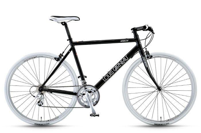 Hybrid Bike Louis Garneau RSR4