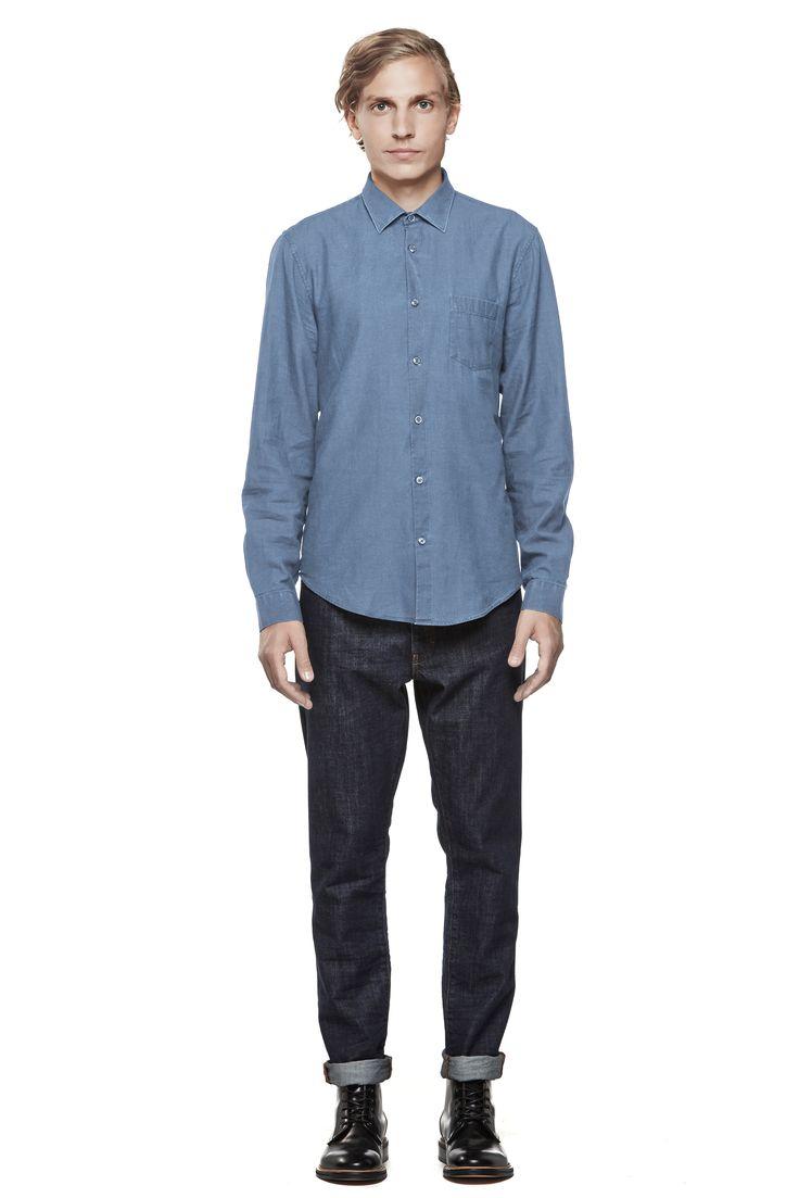 Roy Pocket Shirt. #SS15 #hopesthlm www.hope-sthlm.com