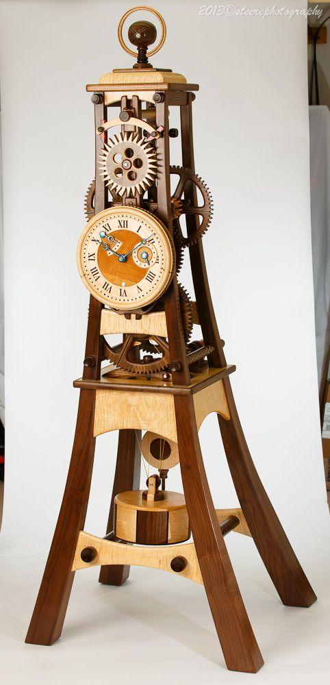 Hardwood Clocks - Welcome