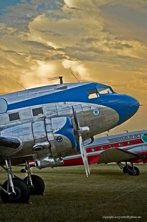 DC-3, also known as Dakota