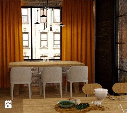 Kuchnie - Jadalnia, styl nowoczesny - zdjęcie od VALENT - Wnętrza & Remonty & Wykończenia & Meble na wymiar