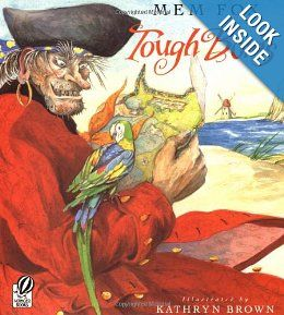 Amazon.com: Tough Boris by Mem Fox, Kathryn Brown