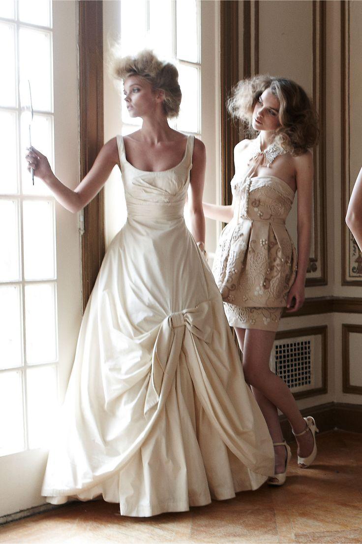 Wedding dresses for thin figures  best Wedding Dress Roullette images on Pinterest  Wedding