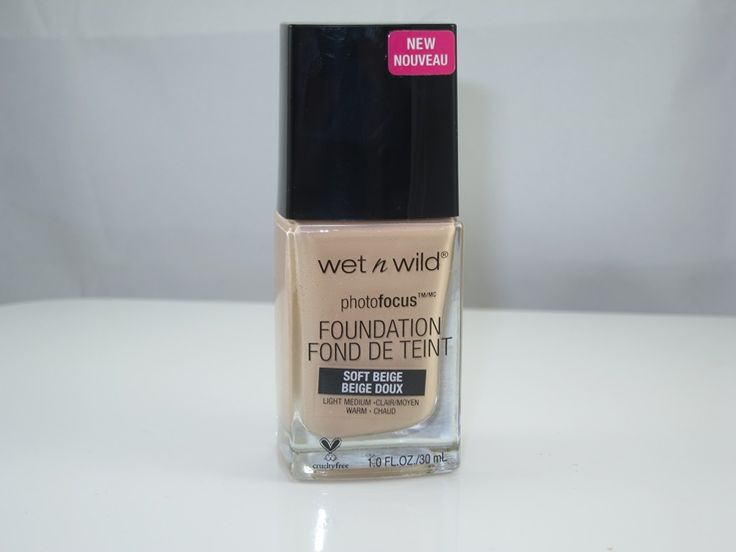 Wet n Wild Photo Focus Foundation ($5.99) is a new skin-perfecting foundation that was created for use under different light sources to deliver a flawless,