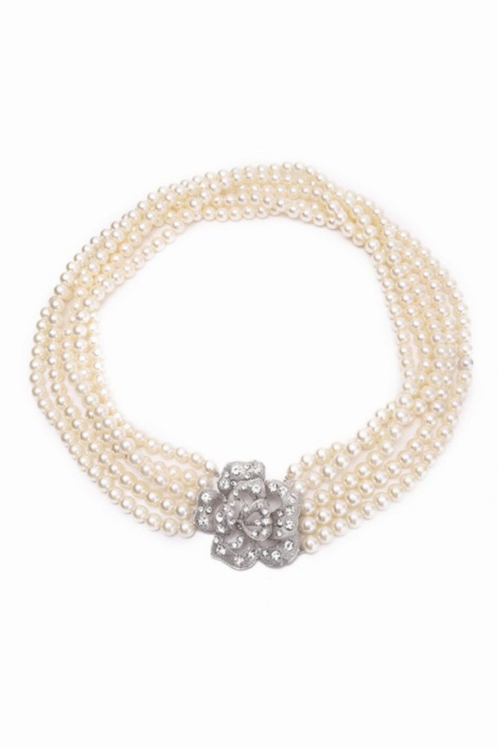 Breakfast at Tiffany's Pearl Necklace | Audrey Hepburn Necklace