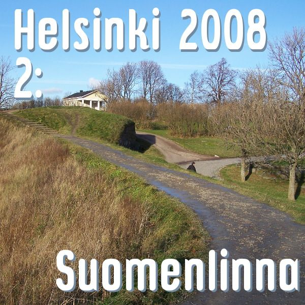 NewkhskOn my first full day in Helsinki, I went to Suomenlinna, the Castle of Finland, a UNESCO World Heritage site. Once upon a time it was a sea fortress, back in the days when Finland used to belong to Russia and/or Sweden and perpetually got itself caught up in battles and sieges between its various… More Helsinki 2008 2: Suomenlinna