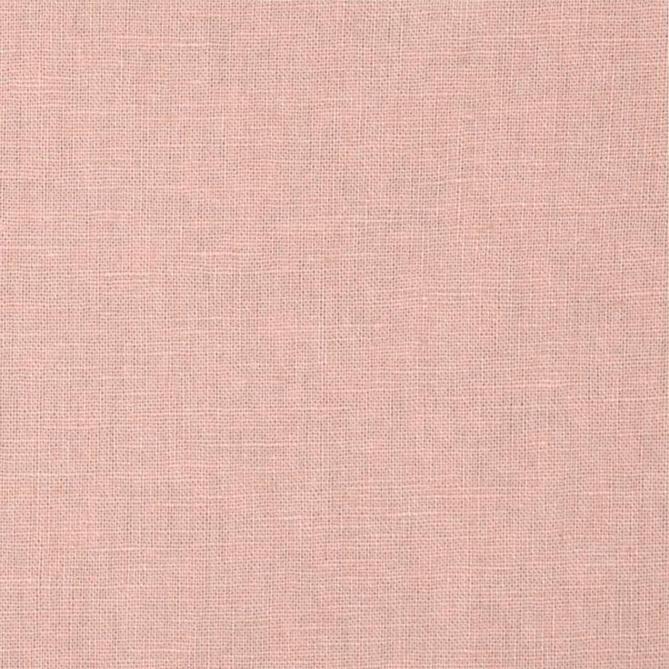 Kaufman Essex Linen Blend Rose