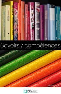 savoirs compétences | Piktochart Infographic Editor
