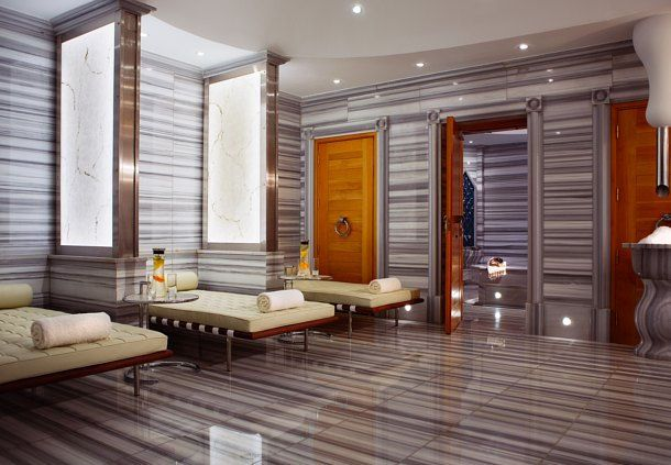 Renaissance Izmir hotel with hamam