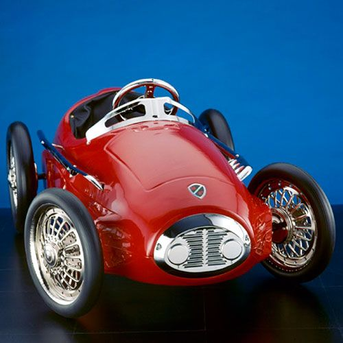 alfa romeo pedal car kids carsantique