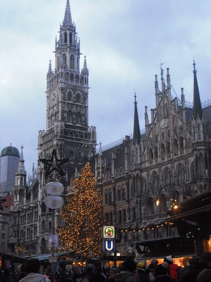 München (neues Rathaus)