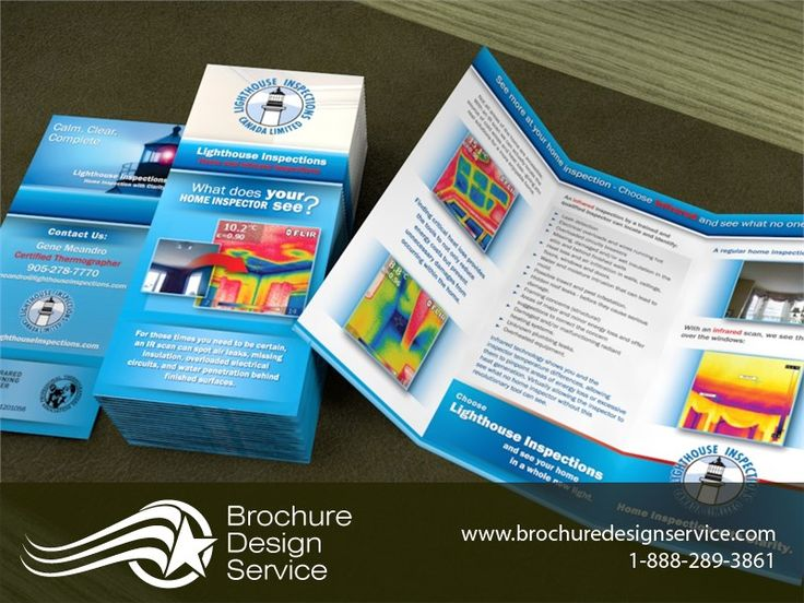 Best TriFold Brochure Designs Images On   Brochures