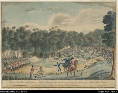 Castle Hill uprising