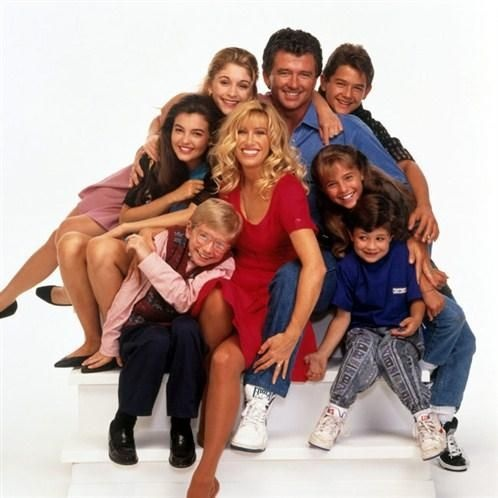 90s Tv shows! Step By Step Boy meets World Full house Brotherly love etc~!\