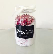 Bath Salts £9  Relax in a nice tub with these Isa Marie Bath Salts and a nice glass of fizz. Bliss!!