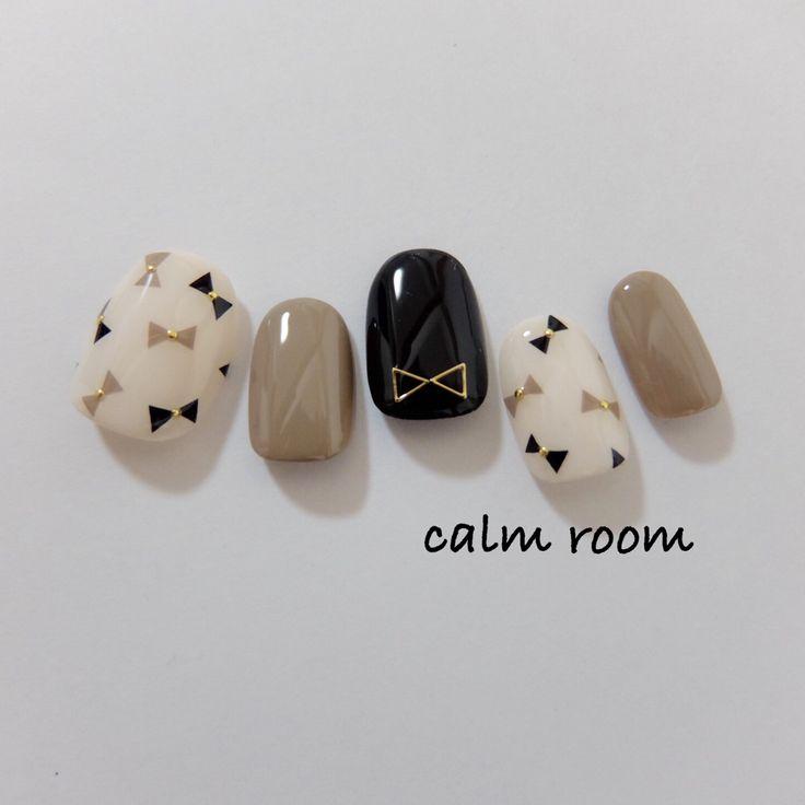 calm room (ネイル)|ネイル画像数国内最大級のgirls pic(ガールズピック)