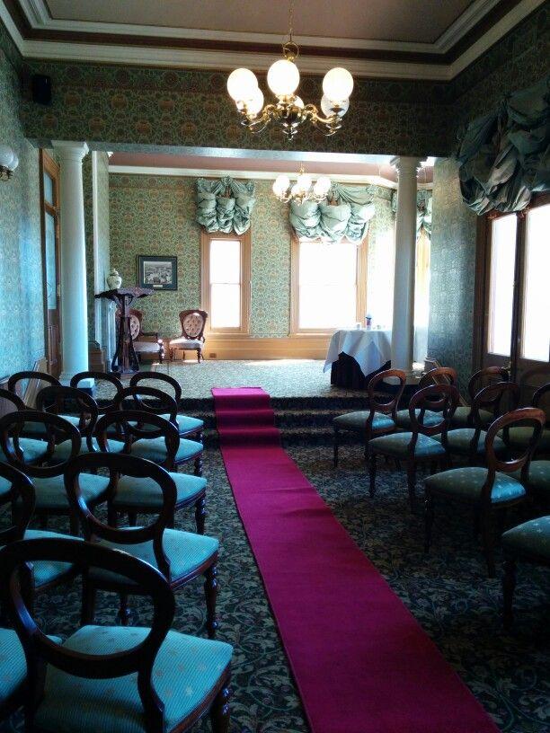Craigs Royal Hotel, Ballarat, Victoria Australia. .... Contact me for marriage celebrant services...