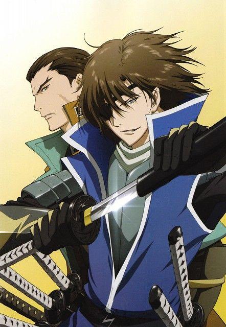 Makoto Tsuchibayashi, Production I.G, Capcom, Sengoku Basara, Kojuro Katakura