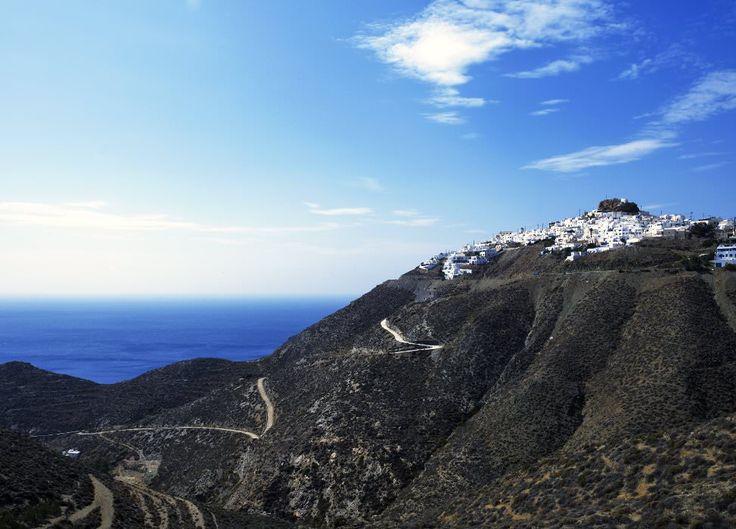Cyclades, Anafi, Greece