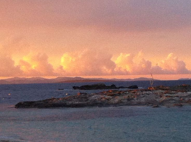 Formentera sky...