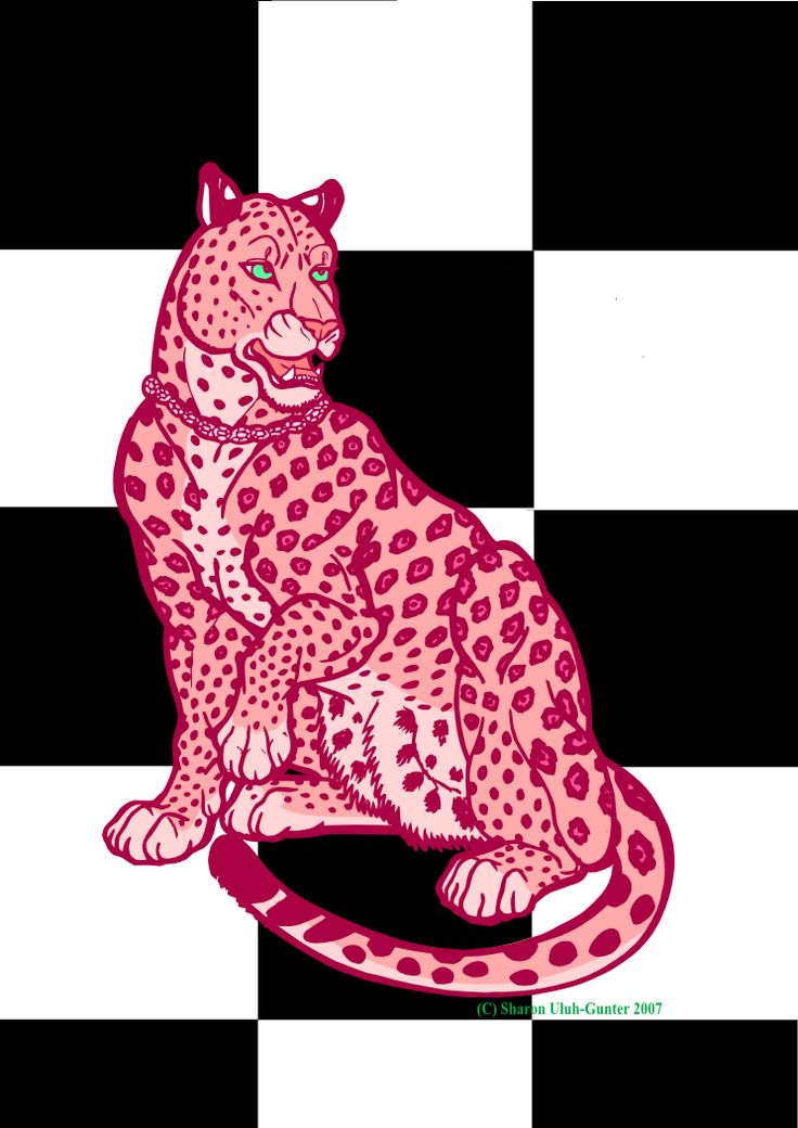 Pink Panther by Xenothere.deviantart.com on @DeviantArt