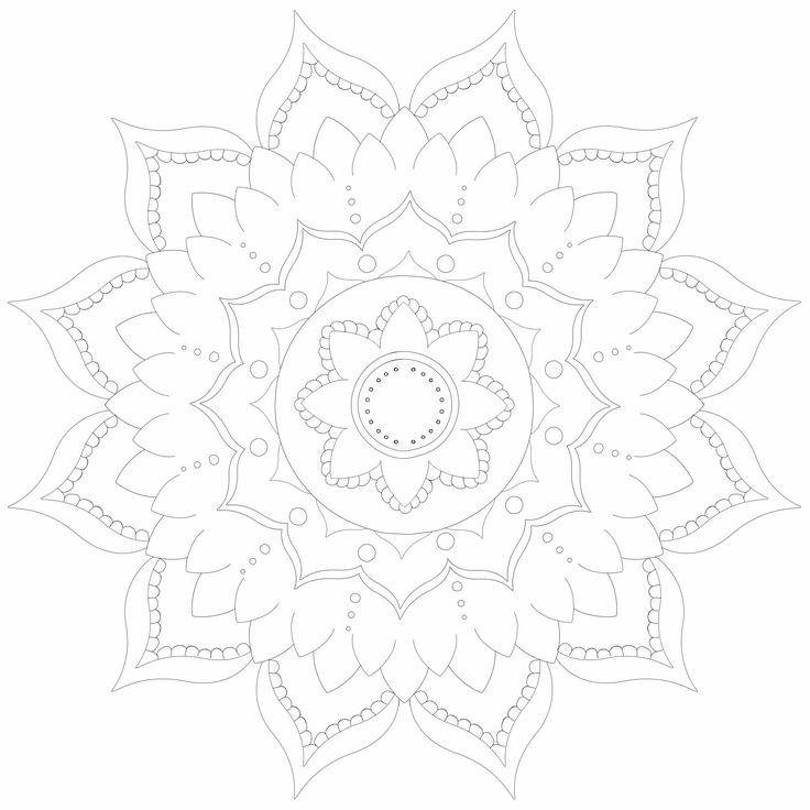 whole mandala By Lauren Hill