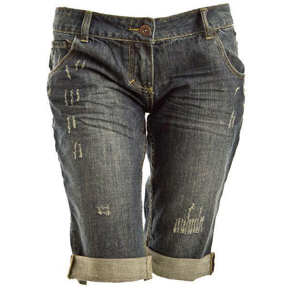 Best 20  Knee length shorts ideas on Pinterest   Long shorts ...