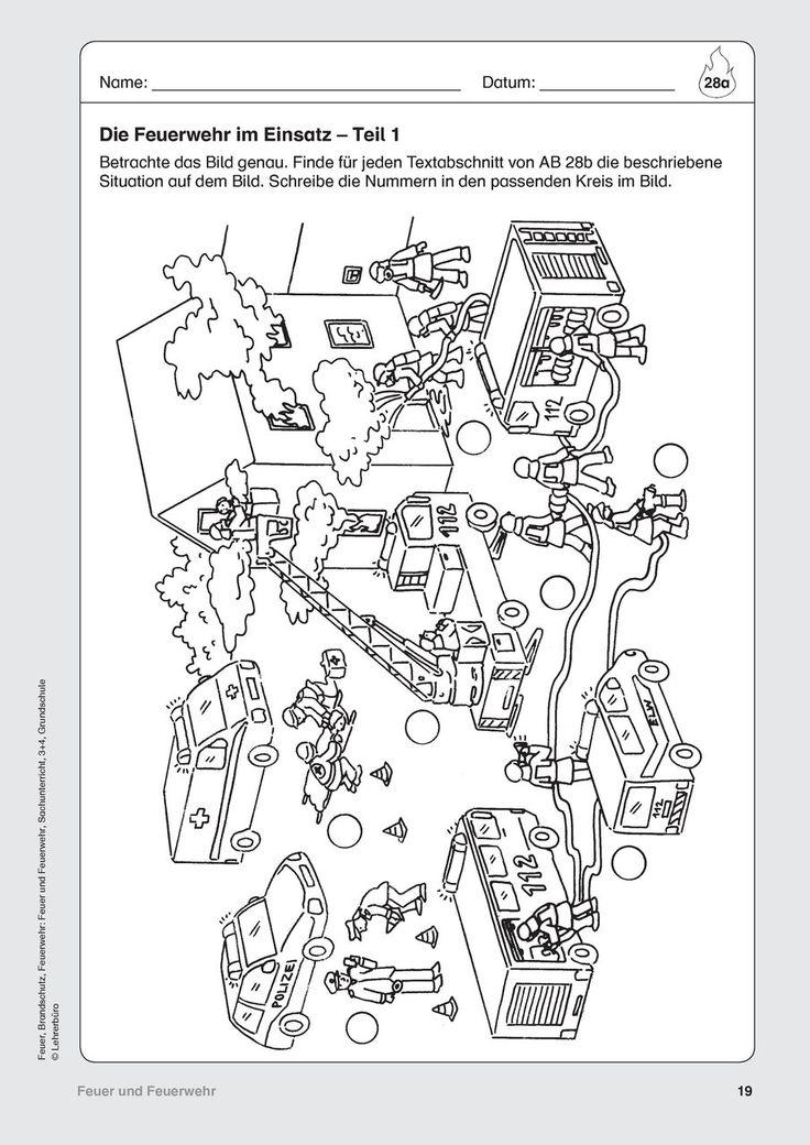 90 besten feuerwehr bilder auf pinterest kita vorschule und feuerwehrmann party. Black Bedroom Furniture Sets. Home Design Ideas