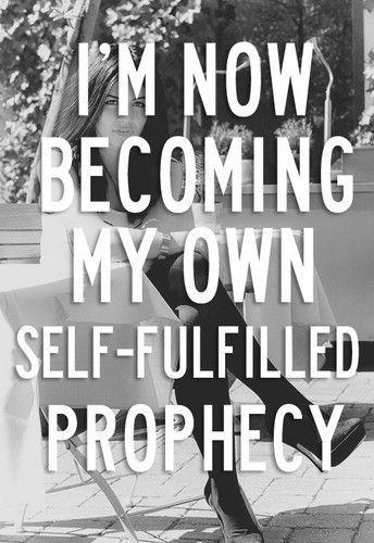 Self-Fulfilling Prophecy (Positive Feedback)