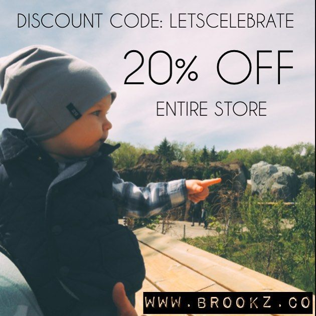 We're half way done our sale!⏰ Stocks getting low, so snag your little one of our beanies, bowties, or bibdanas before the discount ends! I'll be posting all sale orders bright and early Thursday morning!☀️ Don't forget to use discount code: LETSCELEBRATE at check out, happy shopping loves! ✖️www.brookz.co✖️#brookz#beanie#slouchybeanie#bibdanas#bowties#kidsfashion#style#sale
