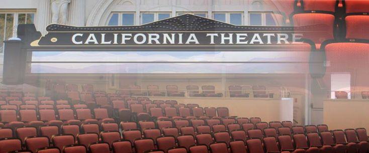 About California Theatre
