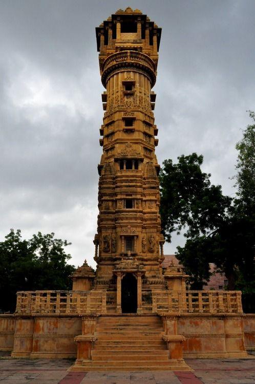 Hutheesing Jain Temple, Ahmedabad, Gujarat, India