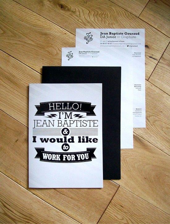71 best Portfolio   Resume images on Pinterest Resume templates - resume presentation folder