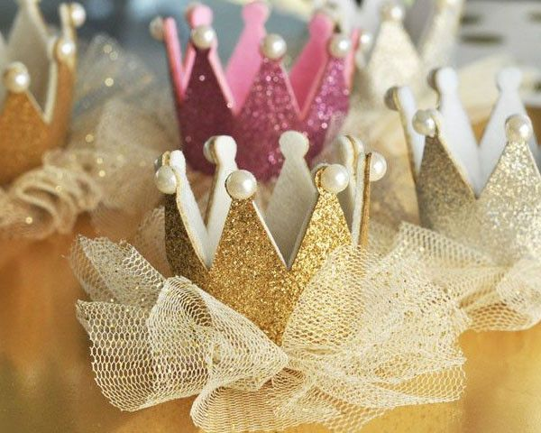 Princess Birthday Party Clips