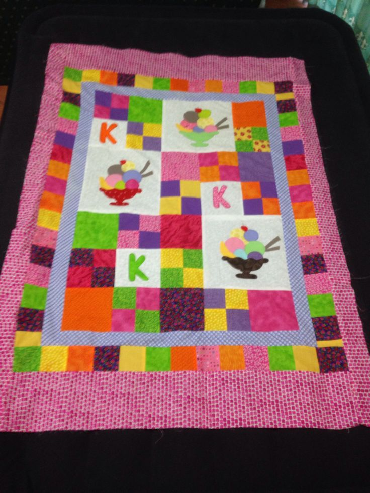 Single bed quilt